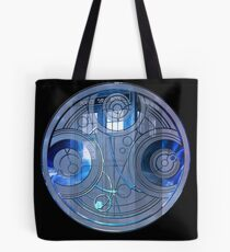 Time Lord Seal Tote Bag
