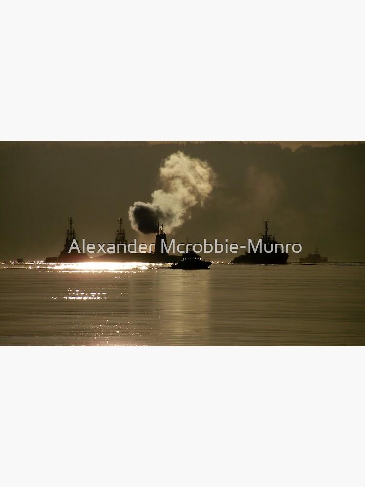 HMS Vanguard by Alexanderargyll