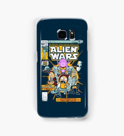 Alien Wars Samsung Galaxy Case/Skin