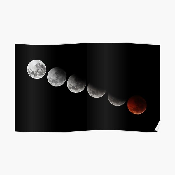 The 2010 Solstice Eclipse Poster
