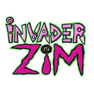Invader  Z Zim by Gindus