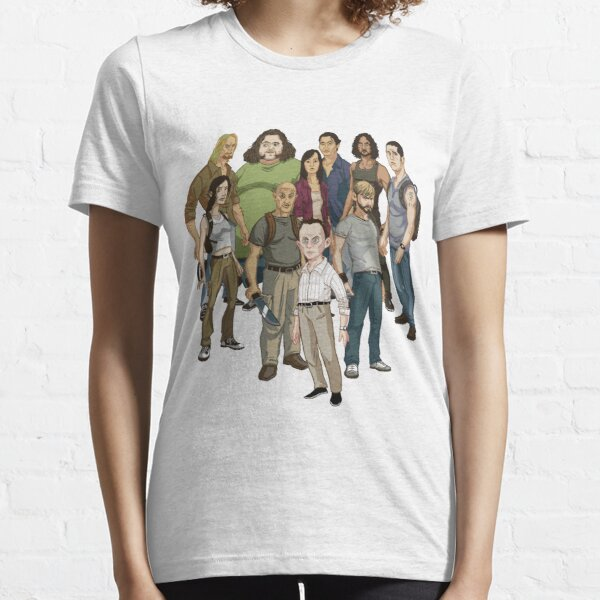 LOST tv serie  Essential T-Shirt