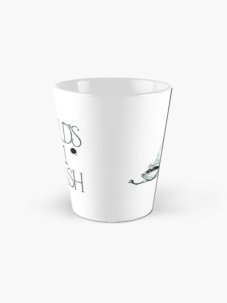 Alternate view of World's #1 Trash Mug