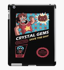 Crystal Gems iPad Case/Skin