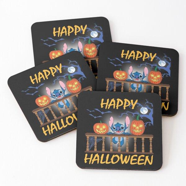 Happy Halloween! Coasters (Set of 4)