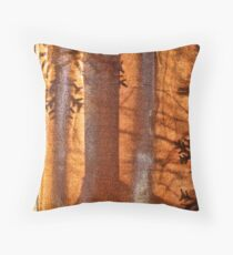 Christmas Abstract Throw Pillow