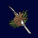 Marlinspike Nautical Heart Knot by AlwaysReadyCltv