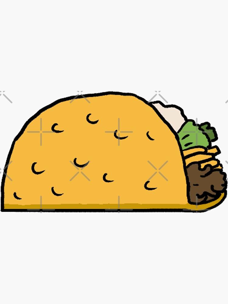 taco by lokisart