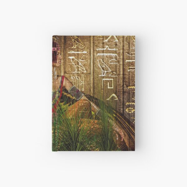 MA'AT BY SIRIUS-UGO-ART Hardcover Journal