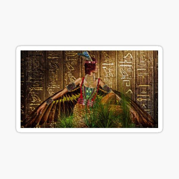 MA'AT BY SIRIUS-UGO-ART Sticker