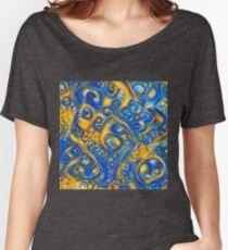 Deep Dream abstraction Relaxed Fit T-Shirt