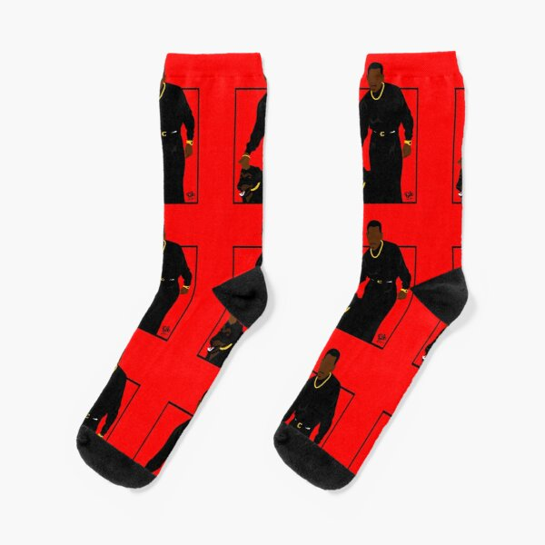 Suspicious Minds (Square) Socks