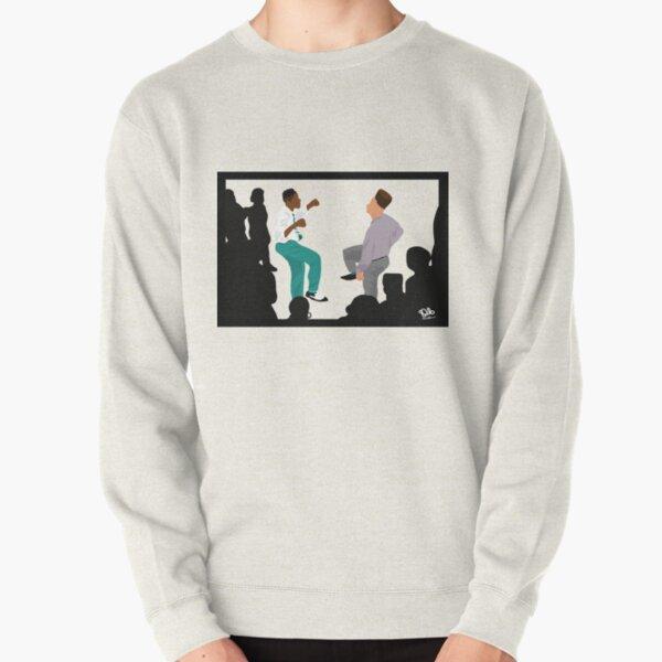Kick Step Pullover Sweatshirt