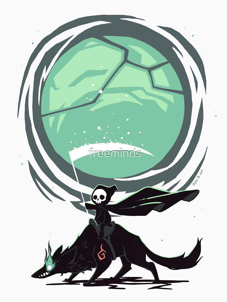 Little Reaper | Women's T-Shirt