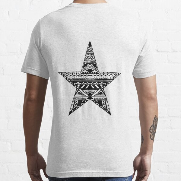 Patterned Star  Essential T-Shirt