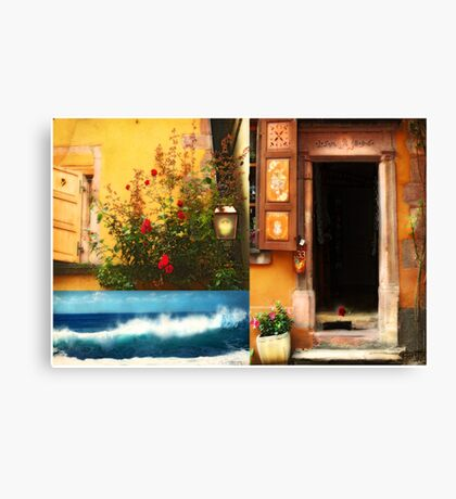 A Wave of Redemption Canvas Print