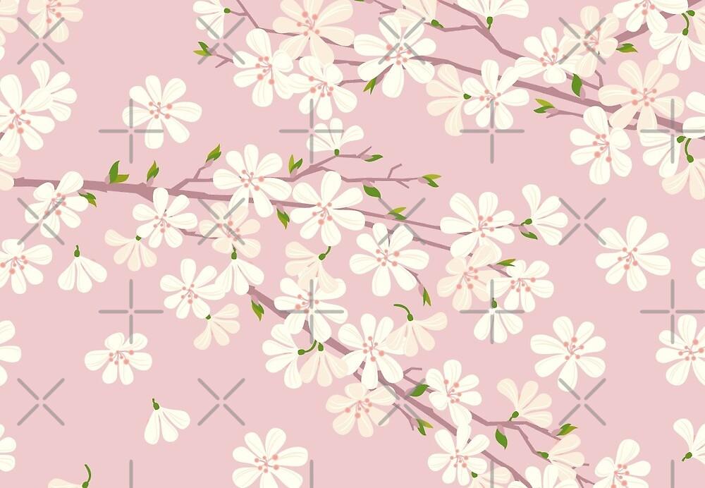 Sakura by rusanovska
