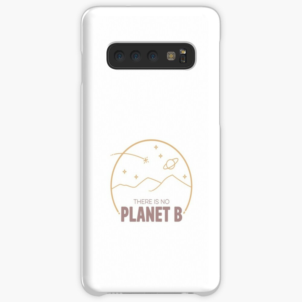 Journey to Planet B! Case & Skin for Samsung Galaxy