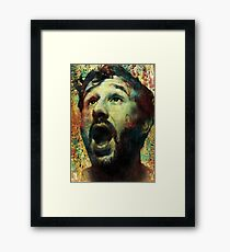 Chris O'Dowd Framed Print