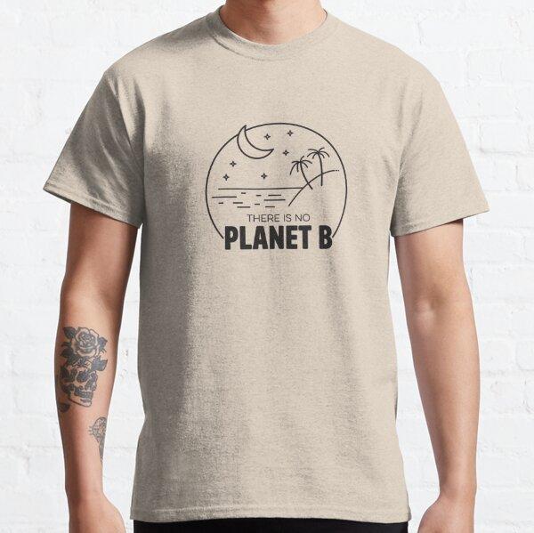 No Plan B - Black Classic T-Shirt