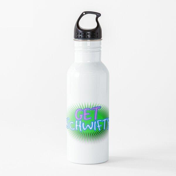 Get Schwifty, wubba lubba dub dub, Rick, Morty,  Water Bottle