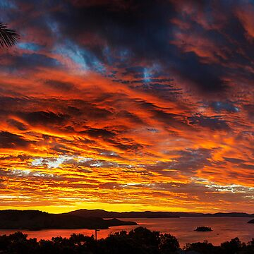 One Tree Hill, Hamilton Island, Image Two by BecBrace