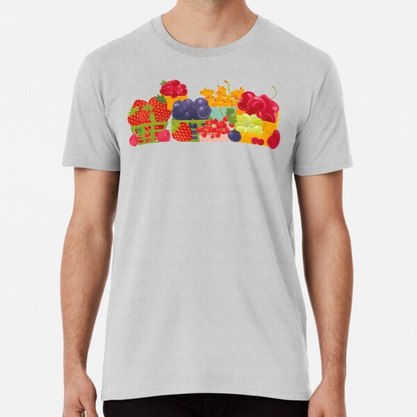 Fruits Market Premium T-Shirt