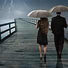 Stormy Relationship by Randall Nyhof
