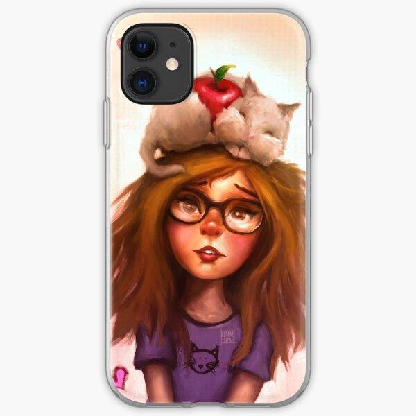 Q iPhone Soft Case