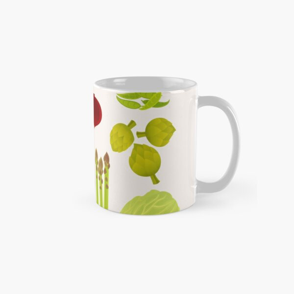 Vegetables  Classic Mug