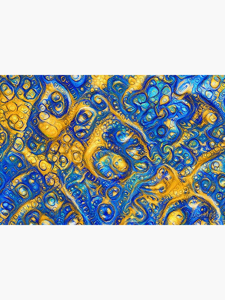 Deep Dream abstraction by blackhalt