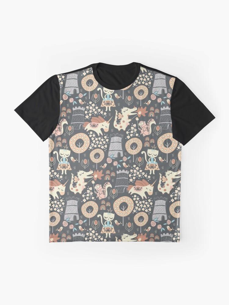 Alternate view of Animal Kingdom  Graphic T-Shirt