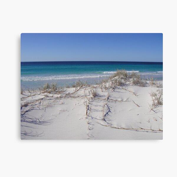 Friendly Beaches, Freycinet Peninsular Canvas Print