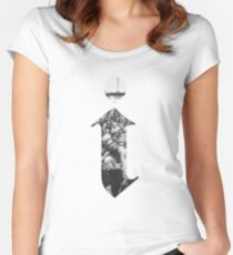 Kendrick Lamar i - To Pimp A Butterfly Art Women's Fitted Scoop T-Shirt
