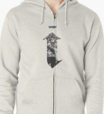 Kendrick Lamar i - To Pimp A Butterfly Art Zipped Hoodie