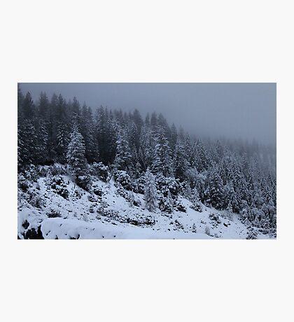 Mountain Mood Photographic Print