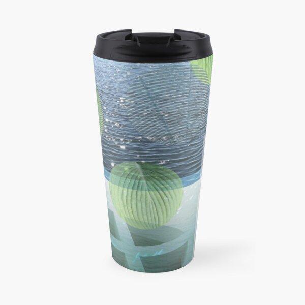 woman and water Travel Mug