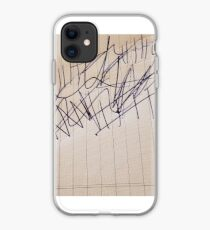 She is leaving again... iPhone Case