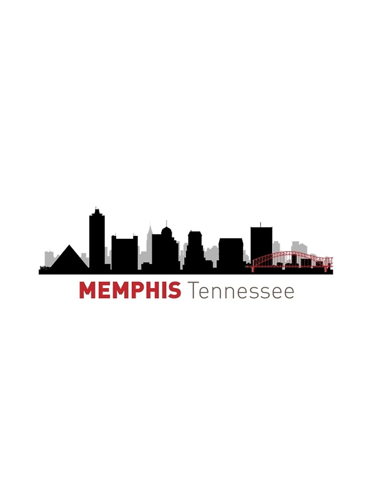 Memphis Skyline by DogAccount