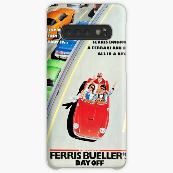 Ferris Bueller's Day Off Samsung Galaxy Snap Case