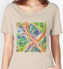 Neural network motif Relaxed Fit T-Shirt