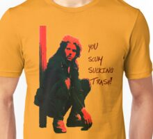Toecutter is the sh1t! Unisex T-Shirt