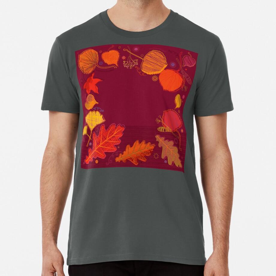 Autumn Leaves Premium T-Shirt
