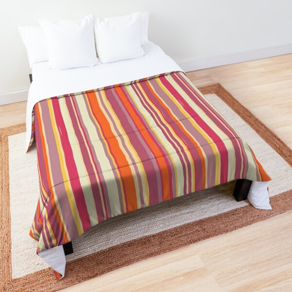 Stripes Cap d'Antibes Comforter