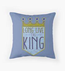 Kansas City Royals - Crown Throw Pillow