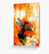 The Nature of Things...The Dragonfly Greeting Card