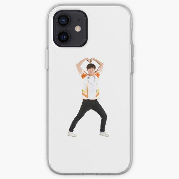 Haeri Heart iPhone Soft Case