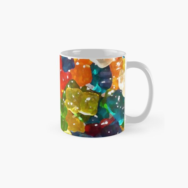 Gummy Bears by Squibble Design Classic Mug