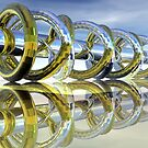 Double Helix Reflections by Hugh Fathers