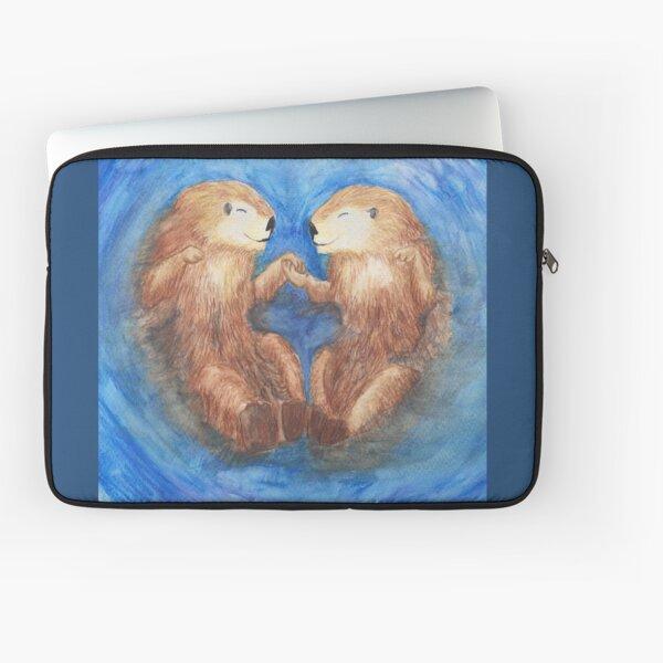Otterly Cute Laptop Sleeve